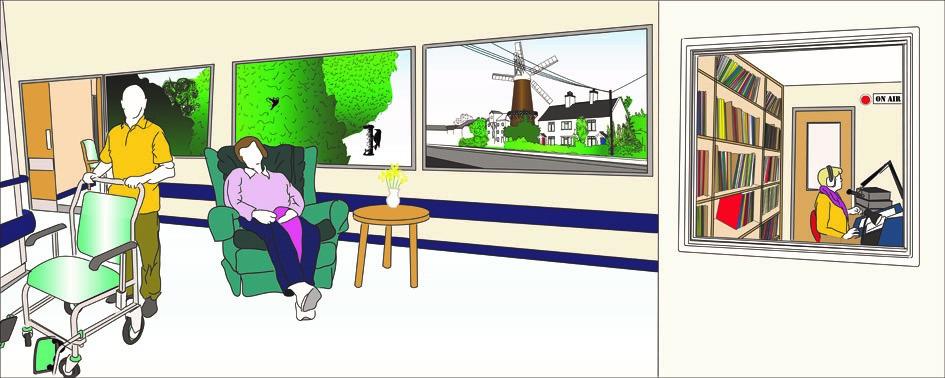 Pilrgim Hospital & Maud Foster Windmill