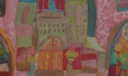 Silk Painting (c) Sue Rowland