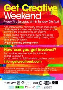Get Creative Flyer